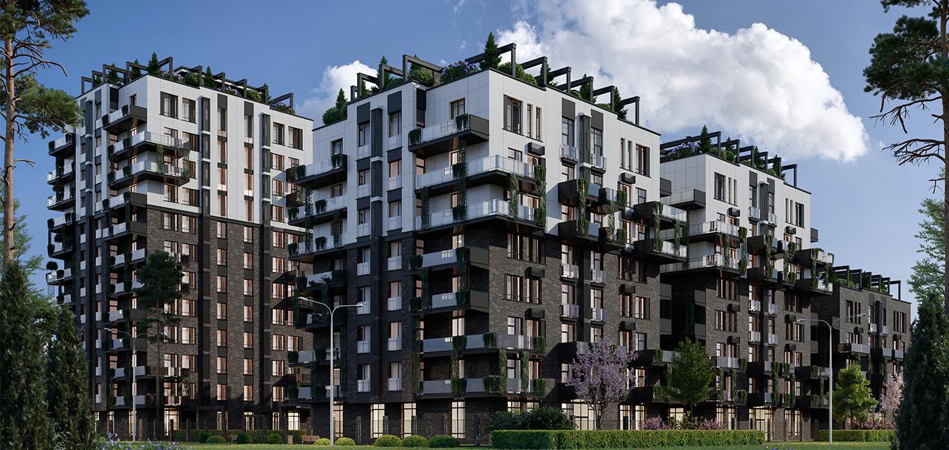 Жилой комплекс Rosengarten